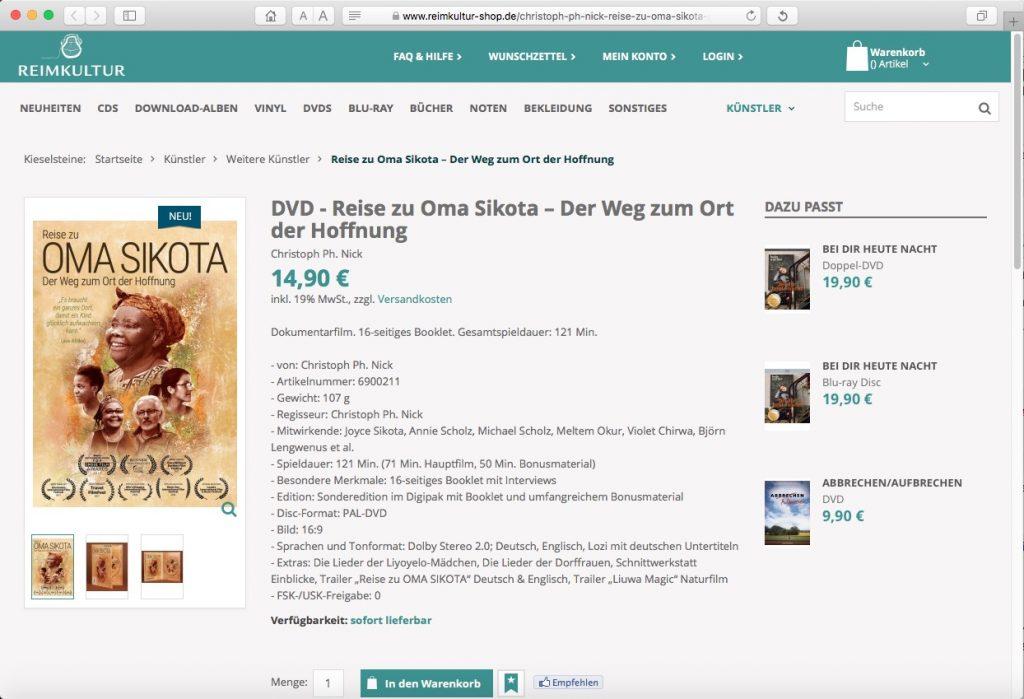 HD-Vorfilm-Download